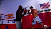 Ufc Silva vs Sonnen Promo