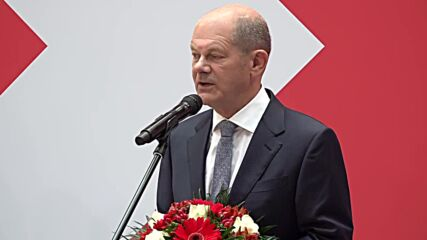 Germany: 'The voters have spoken clearly' - Scholz calls on FDP and Greens to form coalition