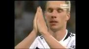 Германия - Полша 2:0 (Втори гол на Подолски)