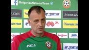 Тони Здравков с похвали, но и забележки към играчите си