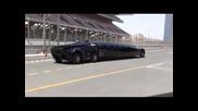 Superbus at Dubai Autodrome