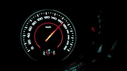 Chevrolet Camaro Ss 0-260 kmh (motorsport)