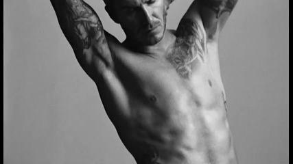 H&m Beckham Bodywear Реклама