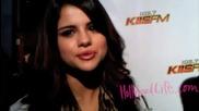 Selena Gomez on Justin Bieber I Love Him!