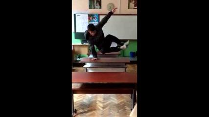 Нинджа в училище! - Божидар Караилиев