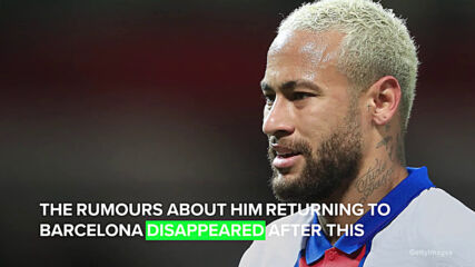 Neymar wants to stay in Paris