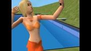 Sims2 - Cleo, Emma I Rikki