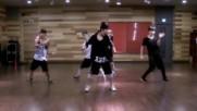 Bts - We Are Bulletproof Pt 2 ( mirrored Dance Practice )