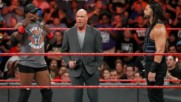 Roman Reigns, Bobby Lashley want a Universal Title Match opportunity: Wal3ooha, 21 June, 2018