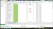 Bulsatcom 44 Mbits - Тест на скоростта - Upload / Download