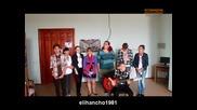 Руснаци пеят в Хор Мразиш - Азис