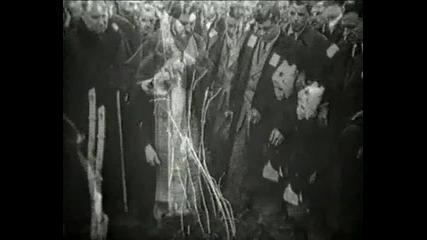 село Осмар - кино преглед 1946г.