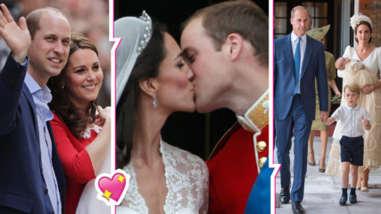 9 години любовна приказка: бракът на Кейт и Уилям