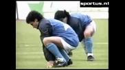 Maradona touch
