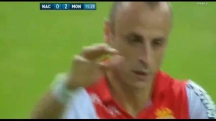 24.7 Димитър Бербатов с гол срещу Атлетико Насионал