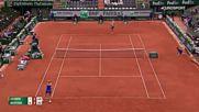 Roland Garros 2016 R1 A.kerber - K.bertens
