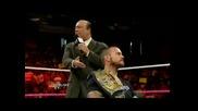 Wwe Raw 24.09.12 Cm Punk And Aj And Paul Heyman Full Sagment ( Aj удря шамар на Paul Heyman)