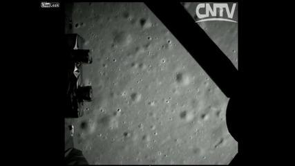 Китай кацна на Луната - Кадри