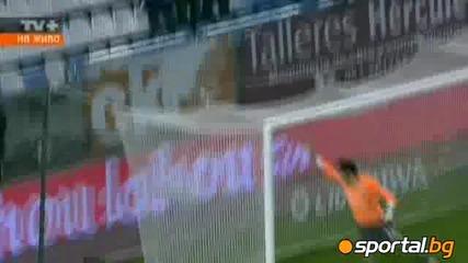 Ла коруня - Виляреал 1 - 0