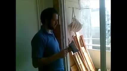 Проблемно обръщане на прозорец в панелка