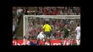 England v Croatia 09/09/09