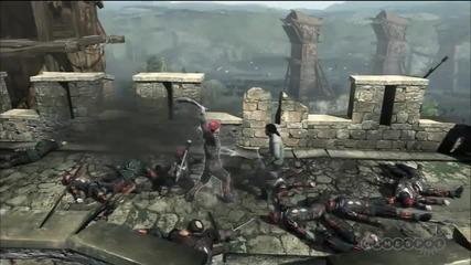 Assassins Creed Brotherhood Gameplay Ps3