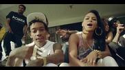 Трап - Cassie - Paradise ft. Wiz Khalifa (official Video)
