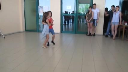 Workshop 4 - i Dance - Bachata