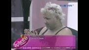 Vip Brother 2- Азис Пее Dragane Moj (Ceca)