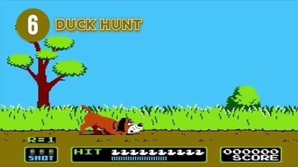Помните ли тези игри?