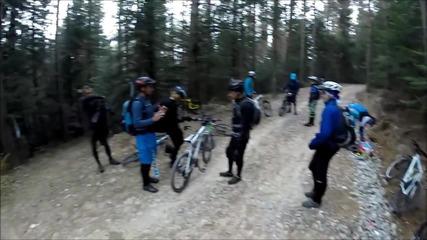 Планинско колоездене (ендуро Банско 2015)