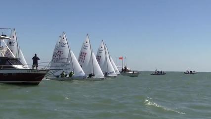Ветроходство - 470 World Championship
