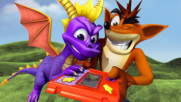 Spyro the Dragon става на 20 години!