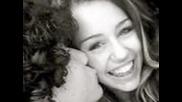 Miley Cyrus And Nick Jonas Kiss