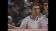 Волейбол:  Победата на България - Русия - 3:2