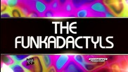 The Funkadactyls 1st Entrance Video # Custom # Somebody Call My Momma by Jim Johnston (2014)