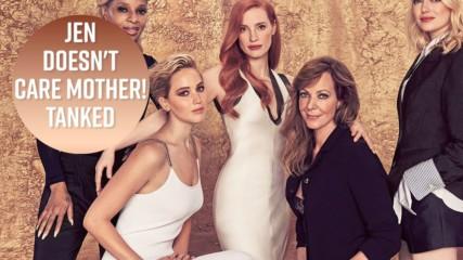 Дженифър Лоурънс очаква омраза към новия й филм