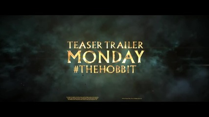 Очаквайте в 22 часа, понеделник - The Hobbit- The Battle of the Five Armies Trailer Tease