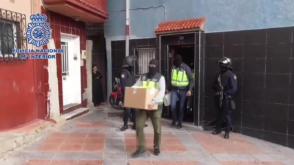 Spain: Suspected IS recruiting ring arrested in Ceuta