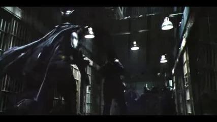 Watchmen - Бой в затвора