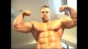 Bodybuilder Stefan Havlik