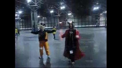 Ed and Naruto - Hare Hare Yukai