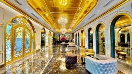 Първият златен хотел в света