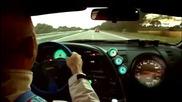 Toyota supra 321 km/h