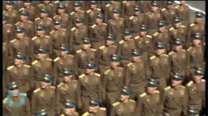 Russia Launches Large-Scale Air Defense Drills