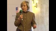 Американската посланичка Марси Райс за протестите: Политиците трябва да предложат решения