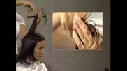 Стъпаловидно Подстригване