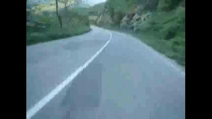 Мотор В Искърското Дефиле