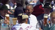 Obama Aims to Mend US-German Relations On Bavarian Trip