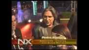 Dulce Maria y Pedro Damian molestos por los rumores (nx)